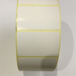 Этикетка самоклейка 40х25  (2000 штук)