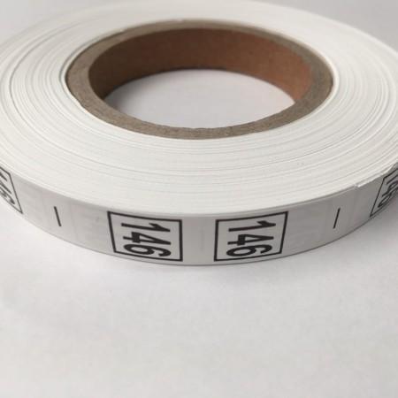 Размерная лента (накатка) 146 (1000 штук)