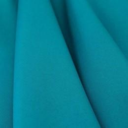 Ткань габардин бирюза (метр )