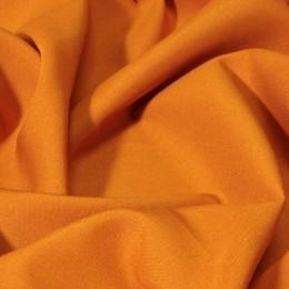 Ткань габардин оранжевый (метр )