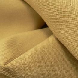 Ткань габардин бежевый с желтизной (метр )