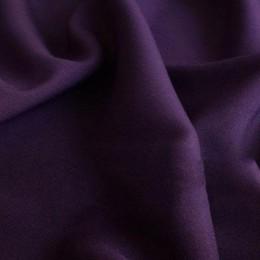 Ткань габардин баклажан (метр )