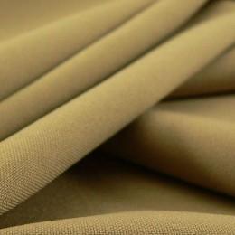 Ткань габардин горчица (метр )
