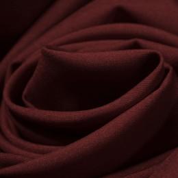 Ткань габардин бордо (метр )