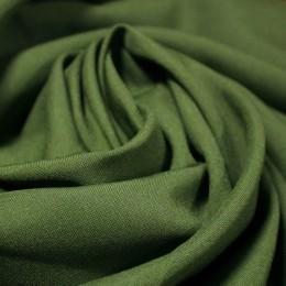 Ткань габардин оливка (метр )