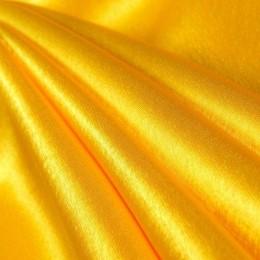 Ткань креп-сатин желток (метр )