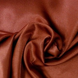 Ткань креп-сатин бронза (метр )
