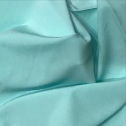 Ткань супер-софт голубая мята (метр )