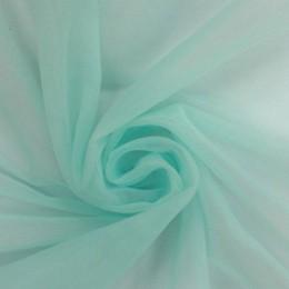 Ткань еврофатин бледная мята (метр )