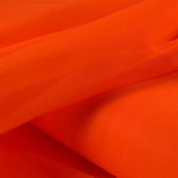 Ткань еврофатин апельсин (метр )