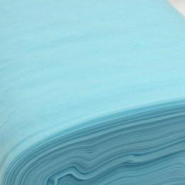 Ткань еврофатин голубая мята (метр )