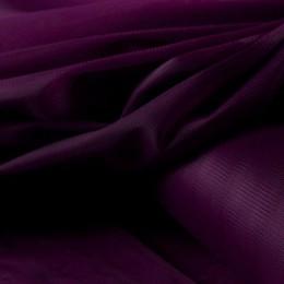 Ткань еврофатин баклажан (метр )