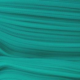 Ткань еврофатин зеленая бирюза (метр )
