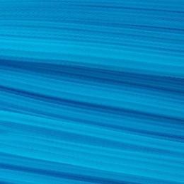 Ткань еврофатин голубая бирюза (метр )