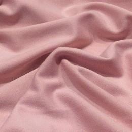 Ткань трикотаж французский пудра (метр )