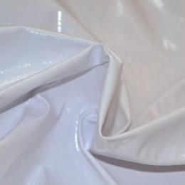 Ткань лак тонкий белый (метр )