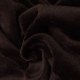 Ткань махра шоколад (метр )
