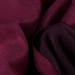 Ткань замша на дайвинге бордо (метр )