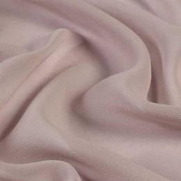 Ткань креп-шифон пудра (метр )