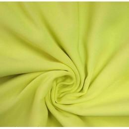 Ткань креп-шифон желтый лимон (метр )