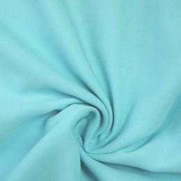 Ткань креп-шифон голубая мята (метр )