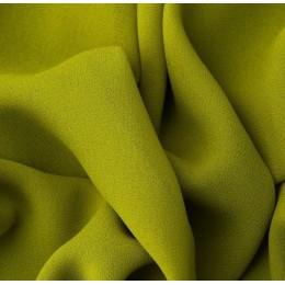 Ткань креп-шифон оливка (метр )