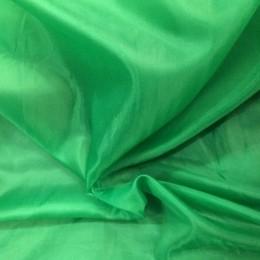 Ткань подкладочная нейлон салат (метр )