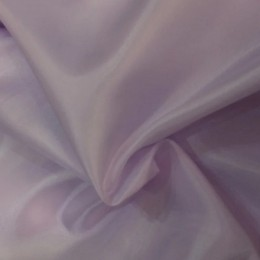 Ткань подкладочная нейлон бледно сиреневый (метр )