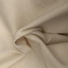 Ткань довяз рибана кашкорсе айвори (метр )