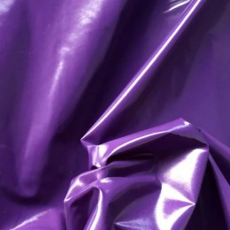 Ткань плащевка монклер фиолет (метр )