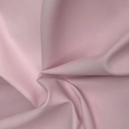 Ткань кожа стрейч светло розовая  (метр )