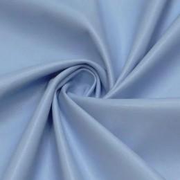 Ткань кожа стрейч светло голубая (метр )
