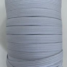 Резинка 10мм белая (100 метров)