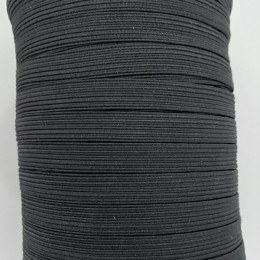 Резинка 10мм черная (100 метров)